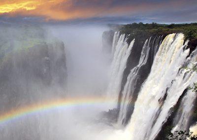 Victoria-falls-waterfall
